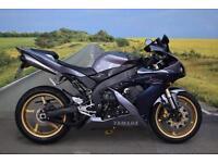 Yamaha YZF-R1 **Tank Pad, Tail Tidy, Crash Bobbins**