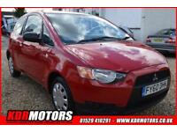 2010 Mitsubishi Colt Cz1, 1.1L petrol - ONLY 42K - F/S/H - WAS £2695 NOW £2495
