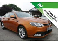2012 MG/ MGF MG6 1.8TCi GT SE LOW MILES FULL MG SERVICE HISTORY