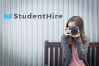 Photography by StudentHire - You set the Price!