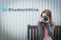 Photography by StudentHire - As seen on CTV & CBC!