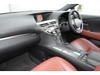 2015 Lexus RX 3.5 F Sport CVT 4WD 5dr PETROL/ELECTRIC white CVT