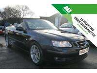 2006 Saab 9-3 2.0t Cerulean Vector Convertible FULL HISTORY