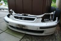 1997 civic SiR bumper (OEM FROM JAPAN)