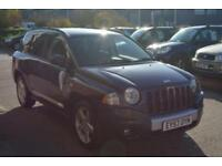 2007 JEEP COMPASS 2.0 CRD Limited RECENT CLUTCH and CAM BELT