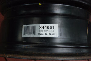 Set of Four Rims- fits Mazda or Ford Pickup