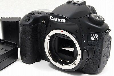 "Цифровой фотоаппарат ""EX+++"" Canon EOS 60D"