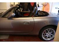Mazda MX-5 Euphonic PETROL MANUAL 2004/04