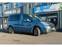 Peugeot Partner Tepee 1.6 VTI Active | Wheelchair Ramp | Low mileage