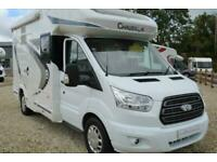 2016 CHAUSSON 510 FLASH COMPACT MOTORHOME FOR SALE