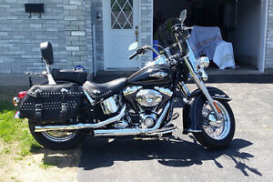 2011 Harley Heritage Softail Classic