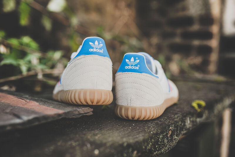 Спортивная обувь для мужчины Adidas Indoor Super x Spezial Chalk White  S75926 (All Size) SPZL GT OG Vintage - 262706687868 - (США) 98eaf8ae1
