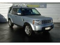 2010 Land Rover Discovery 4 3.0 TDV6 GS 5dr Auto FULL HISTORY XS STYLE PACK F...