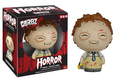 Funko Dorbz Horror Leatherface pop Movie Halloween Vinyl Figure Collectible NEW  - Halloween New Film