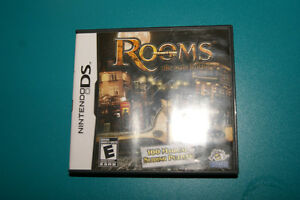 DS game Rooms - $10.