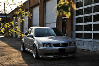 MK4 Volkswagen Jetta 1.8T MINT SAFTIED Trade for 4x4 Truck