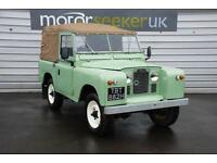 1970 Land Rover Series II series 2A SWB 88 £17000 spent full nut bolt res...