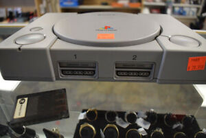 Sony PlayStation With Memory Card