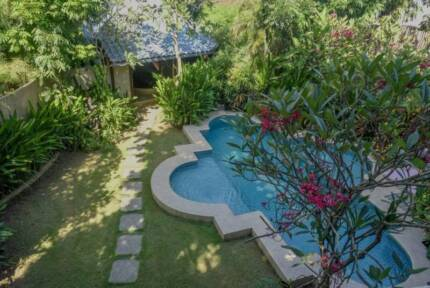 Sweet cozy villa for daily rent in central Seminyak, BALI