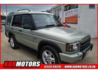 2003 Land Rover Discovery TD5 XS - 2.5L DIESEL AUTOMATIC - LEATHER - Ready To Go