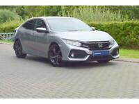 2019 Honda Civic 1.6 i-DTEC EX 5dr Auto Hatchback Diesel Automatic