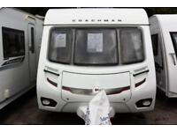 Coachman Amara 560/4, 2013, 4 berth,fixed bed, end washroom, extra storage