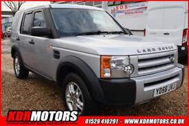 2006 Land Rover Discovery TDV6- 2.7L - 6 SPEED MANUAL - 5 SEATS