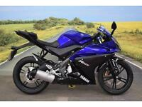 Yamaha YZF-R125 **Adjustable Levers, Excellent Condition, Learner Legal**