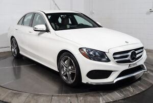 2015 Mercedes-Benz C-Class C300 AMG PACK 4MATIC CUIR MAGS