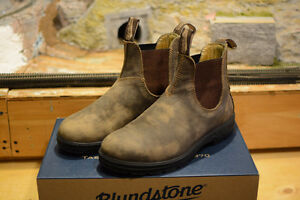 Blundstones - Rustic Brown
