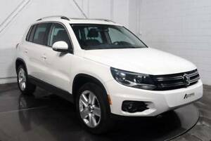 2014 Volkswagen Tiguan HIGHLINE 4MOTION CUIR TOIT PANO
