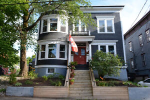 Beautiful 3 Bdrm Flat in Century Old Home - South End