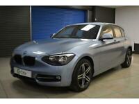 2013 BMW 1 Series 2.0 120d Sport Sports Hatch (s/s) 5dr Hatchback Diesel Automat