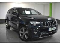 2014 Jeep Grand Cherokee 3.0 V6 CRD Overland Auto 4WD 5dr SUV Diesel Automatic