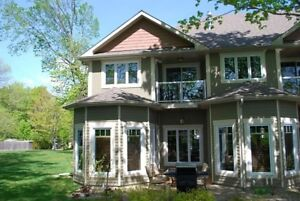 Wolfe Springs Villa 1 (Wolfe Lake) for Rent, Westport, Ontario