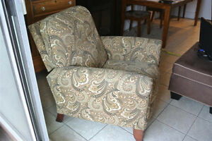 FREE Recliner Chair and Old TV Cabinet