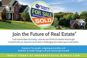 Join the Future of Real Estate!  Are you a Perfect Fit?
