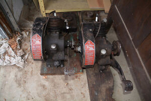 Antique Iron Horse Engines