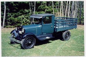 28 MODEL AA FORD