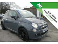2013Fiat 500 1.2 S ( s/s ) CUSTOM COLOUR GRAY