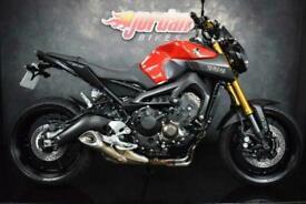 2016 Yamaha MT-09 850