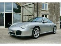 2003 Porsche 911 911 CARRERA 4 S TIPTRONIC S Coupe Petrol Automatic