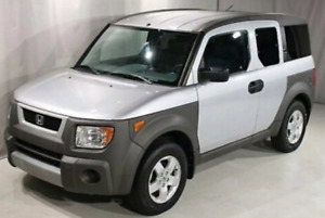 2003 Honda Element AWD Certified and E-tested