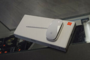 Apple Wireless Keyboard + Magic Mouse Combo