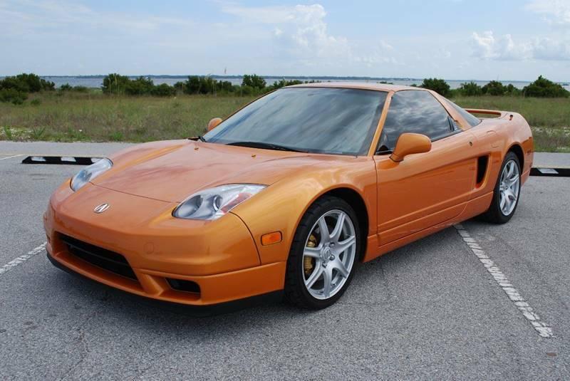 Image 1 Voiture Asiatique d'occasion Acura NSX 2004