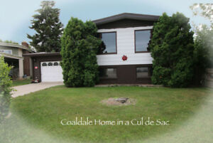 OPEN HOUSE! 2 GARAGES! LARGE COALDALE HOME!
