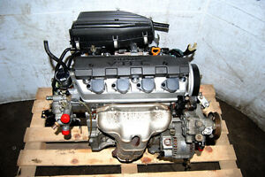 01 02 03 04 05 Acura 1.7EL LOW MILEAGE VTEC ENGINE