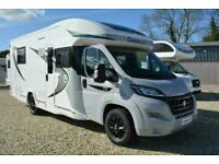 2020 Chausson 778 Premium Fixed Bed Luxury Motorhome for sale