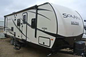 2016 Solaire 267 BHSK UL Bunk Bed Travel Trailer