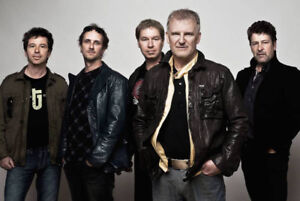 Glass Tiger, Halifax - 2 tickets, FRONT ROW CENTRE!